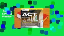 Full version  Cracking the ACT with 6 Practice Tests, 2019 Edition: 6 Practice Tests + Content