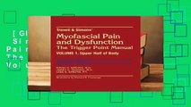 [GIFT IDEAS] Travell  Simons' Myofascial Pain and Dysfunction: The Trigger Point Manual: Volume