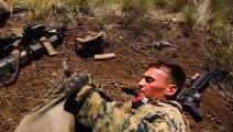 Marine Corps Training • It Gets Intense