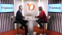 Référendum sur la privatisation d'ADP: «Il y a assez peu de chances» que la procédure aboutisse, estime Olivia Grégoire (LREM)