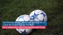"""""""Tout le monde a sa place dans les vestiaires"""", zoom sur l'homophobie dans le foot en Alsace"""