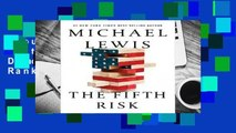 About For Books  The Fifth Risk: Undoing Democracy  Best Sellers Rank : #2