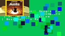 Ants (National Geographic Readers, Level 1) {Complete  | For Kindle | Review | Best Sellers Rank