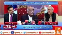 Mustaqbil Mian Kon Konsi Asham Girftarian Hunay Jarahi Hain - Ch Ghulam Hussain Nay Bata dia