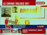 Vivek Oberoi targets Mamata Banerjee, West Bengal CM behaving like Saddam Hussein