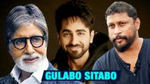 Ayushamann & Amitabh Bachchan Team Up For Shoojit Sircar's Next