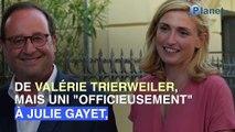 Quand Brigitte Macron a sauvé François Hollande de l'embarras
