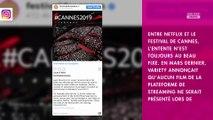 Cannes 2019 : Edouard Baer maître de cérémonie, il s'en prend à Netflix