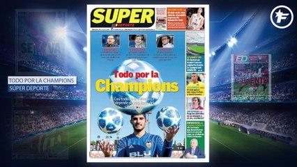 Revista de prensa 15-05-2019