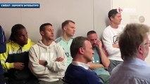La grande émotion de Franck Ribéry lors du départ de Rafinha