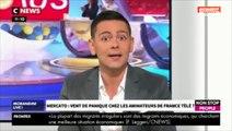 Morandini Live – Mercato : les animateurs de France Télé dans la tourmente ? (vidéo)