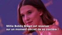 Millie Bobby Brown : recalée de Game of Thrones, elle a failli ne jamais jouer dans Stranger Things