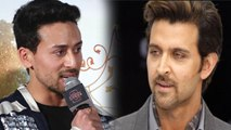 Tiger Shroff praises Hrithik Roshan's acting; Check Out   FilmiBeat