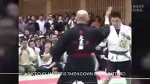 A 'McDojo' Master Actually Believes He Has Super Powers And Is Taken Down By A Karate Pro