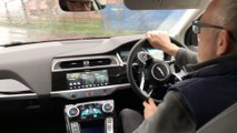Jaguar iPace EV Interior/ Exterior Close-ups & Review - UK Jaguar i-Pace SUV Leasing @CarLease UK