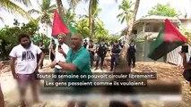 Martinique : mobilisation pour protéger le littoral