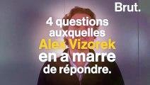 L'accent belge, la censure, le cinéma… Les propos qui lassent l'humoriste Alex Vizorek