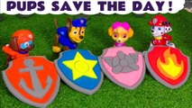 Paw Patrol Pups Earn Play Doh Badges with help from Transformers Bumblebee and DC Comics & Marvel Avengers 4 Endgame Superheroes, Opening them to reveal Surprise Mashems in this Full Episode