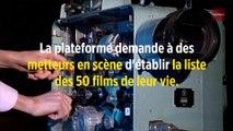 Découvrez les films favoris de Martin Scorsese