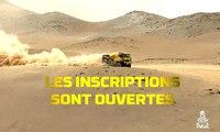 Ouverture des inscriptions - Dakar 2020