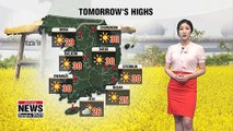 First heat wave alert issued, hotter weather expected tomorrow _ 051519