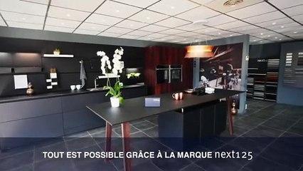 Créations sur mesure par les Cuisines Next125 Horizon, cuisiniste à Nice
