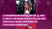 PHOTOS. Cannes 2019 : retour sur les plus belles robes dos nu d'Izabel Goulart, la compagne de Kevin Trapp