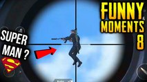 PUBG Mobile FUNNY WTF & EPIC Moments #8