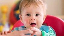 L'alimentation du bébé de 10 mois