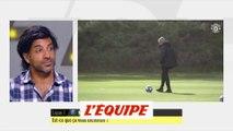 Dhorasoo «Ce serait super pour Mourinho de gagner avec le PSG» - Foot - EDE