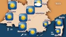 Météo en Provence : une belle journée ce jeudi