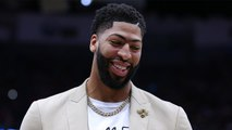 Should Pelicans Keep Anthony Davis After Draft Lottery Win?