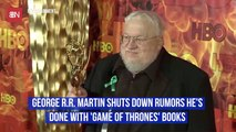 George R.R. Martin Is Taking His Sweet Time