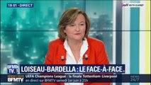 """Pour Nathalie Loiseau, le Rassemblement National """"n'a pas très bonne réputation au Parlement européen"""""""
