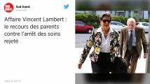 Affaire Vincent Lambert. Le tribunal administratif de Paris rejette un recours des parents