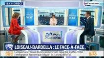 Jordan Bardella dit avoir voté pour le système d'information de Schengen, Nathalie Loiseau affirme le contraire