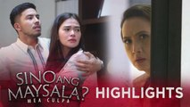 Matilda finds out the secret of Juris and Drei | Sino Ang Maysala