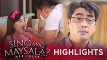 Lucio undergoes DNA testing with his daughter | Sino Ang Maysala