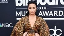 Demi Lovato Thanks Friends Who Helped Her Get Through Difficult Times | Billboard News