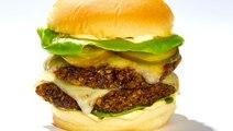 This Double Veggie Cheeseburger Will Make Vegetarians Swoon