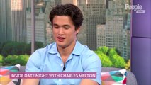 Charles Melton Reveals His Perfect Recipe for Date Night with Girlfriend Camila Mendes