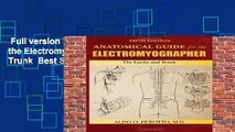 Full version  Anatomical Guide for the Electromyographer: The Limbs and Trunk  Best Sellers Rank