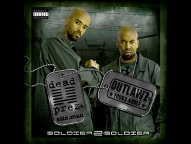 Outlawz - Real Talk