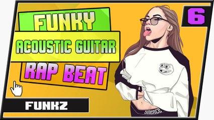 [ FREE ] Chill Funky Guitar Type Rap Trap Beat Instrumental || Funkz