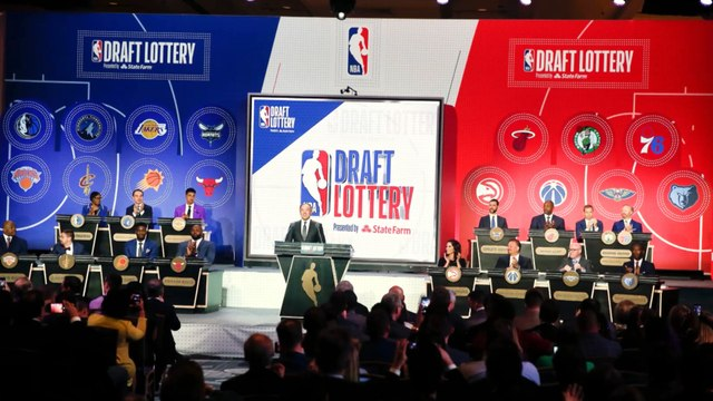 Pelicans on Top at the NBA Draft Lottery