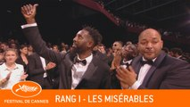 LES MISERABLES - Rang I - Cannes 2019 - VO
