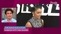 Charles Melton Was 'Excited, Nervous' to Work with Yara Shahidi After Learning Oprah Winfrey Endorsed Her