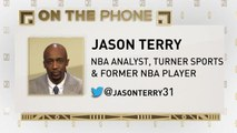 The Jim Rome Show: Jason Terry talks Giannis Antetokounmpo