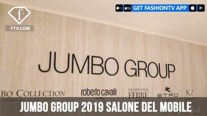 JUMBO Group 2019 Salone del Mobile | FashionTV | FTV