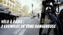 Vélo à Paris : ces zones où les cyclistes se sentent en danger